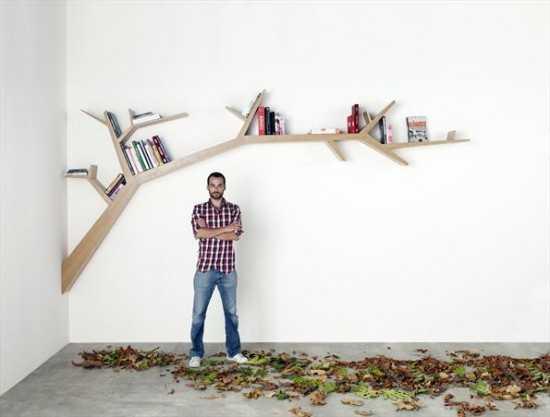 une biblioth que originale 15 id es de biblioth ques. Black Bedroom Furniture Sets. Home Design Ideas