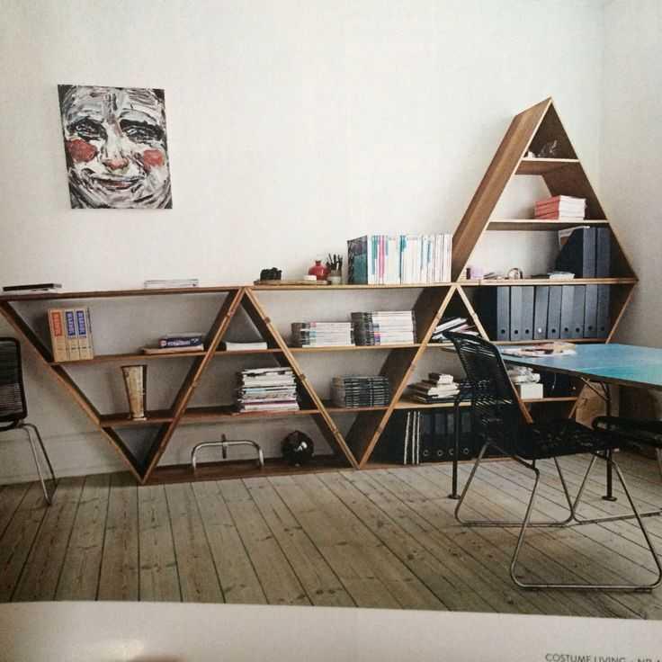 Une biblioth que originale 15 id es de biblioth ques d co une hirondelle - Bibliotheque originale design ...