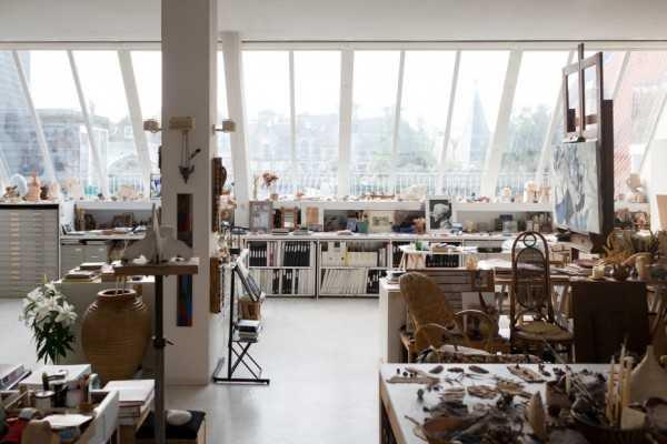 décoration atelier artiste 3