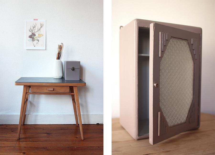 Une petite boutique vintage qui ouvre ses ailes une hirondelle dans les tir - Magasin meuble vintage ...