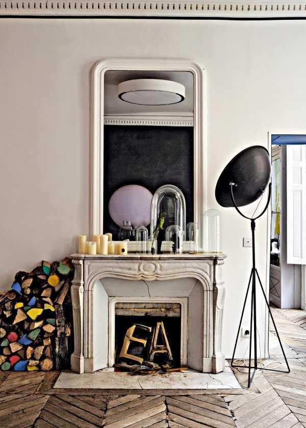 la d coration haute en couleurs du sc nographe jean christophe aumas une hirondelle dans les. Black Bedroom Furniture Sets. Home Design Ideas