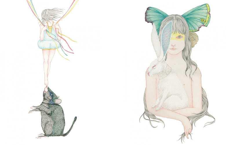 delphine vaute  illustratrice chim u00e9rique