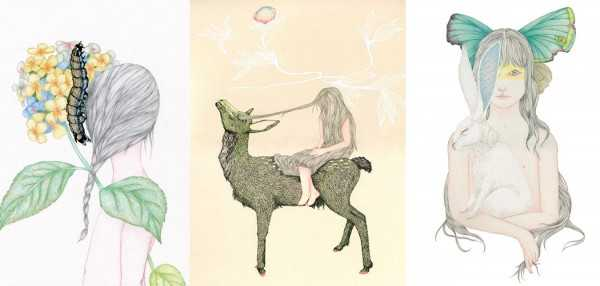 delphine vaute illustrations