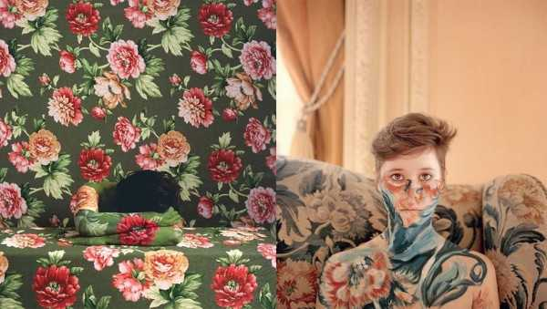 art camouflage
