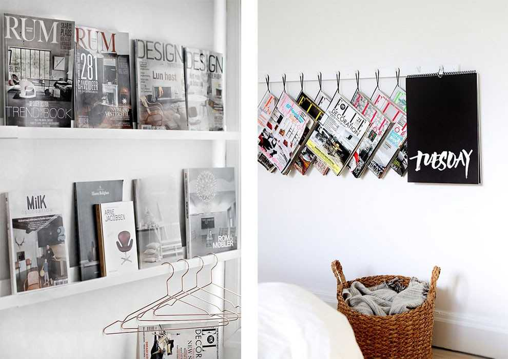 ranger ses magazines 12 id es d co une hirondelle dans les tiroirs. Black Bedroom Furniture Sets. Home Design Ideas