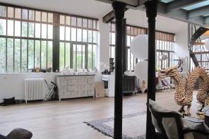 Un loft en r gion parisienne une hirondelle dans les tiroirs for Acheter un loft en region parisienne