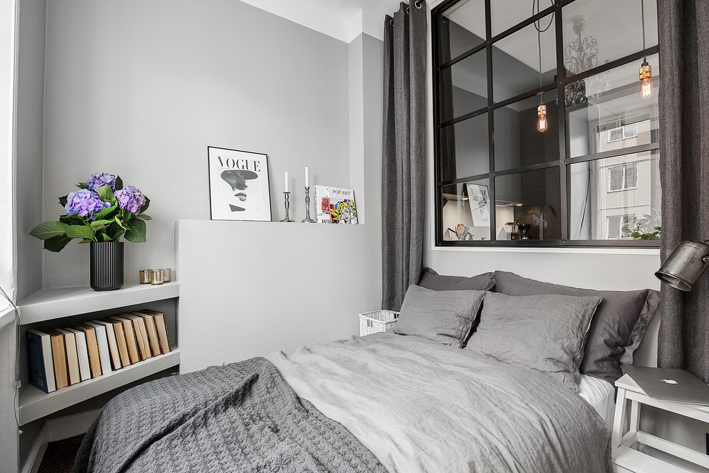 appartement murs gris 3 une hirondelle dans les tiroirs. Black Bedroom Furniture Sets. Home Design Ideas