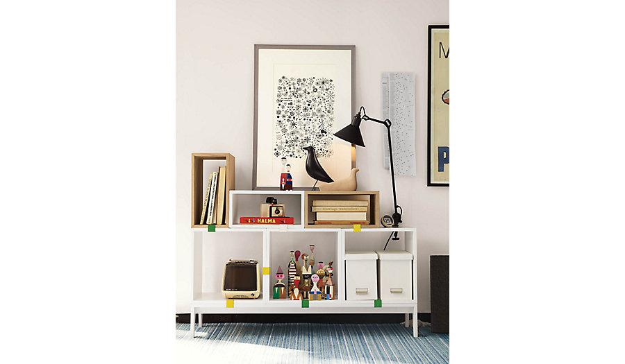 oiseau eames 9 une hirondelle dans les tiroirs. Black Bedroom Furniture Sets. Home Design Ideas