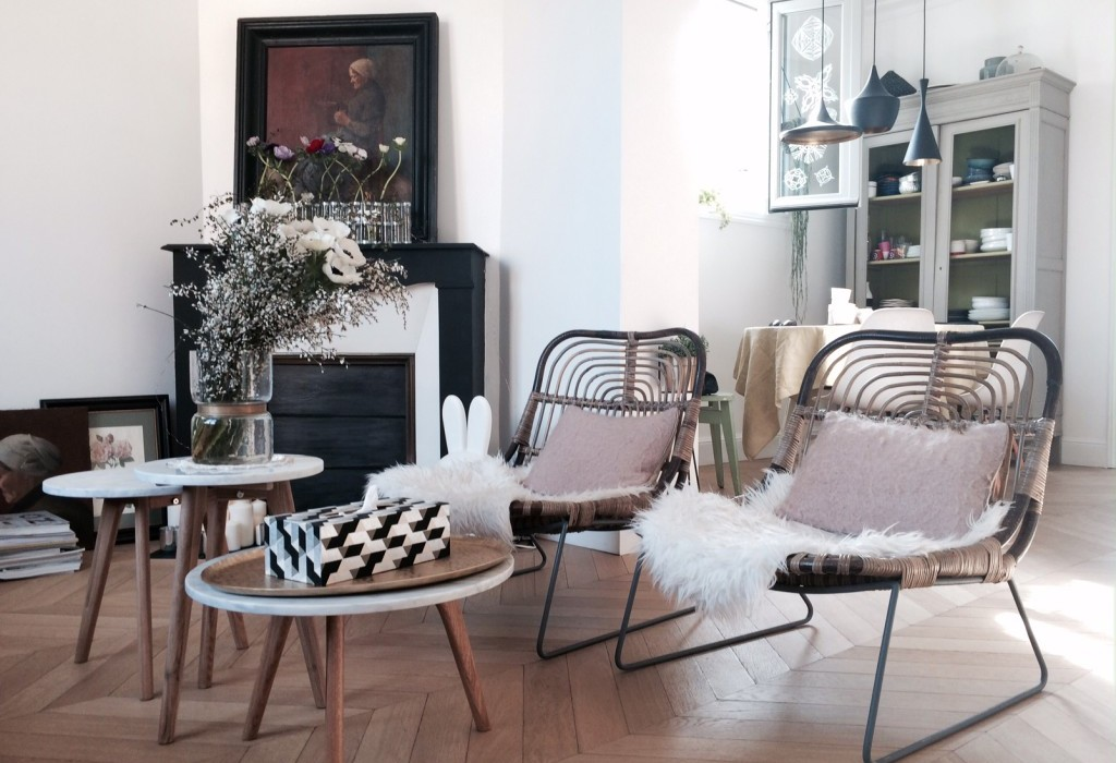 une maison au chic scandinave une hirondelle dans les. Black Bedroom Furniture Sets. Home Design Ideas