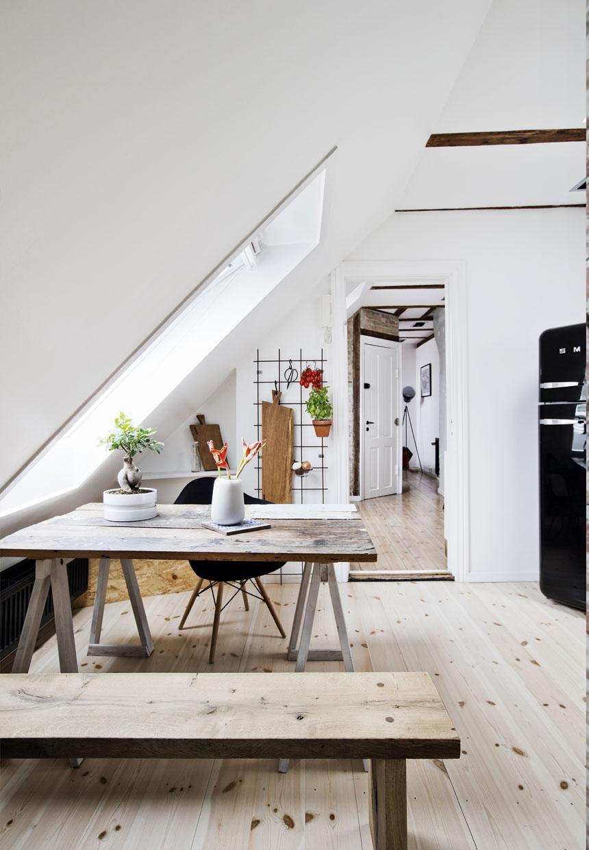 appartement sous les combles 4 | une hirondelle dans les tiroirs