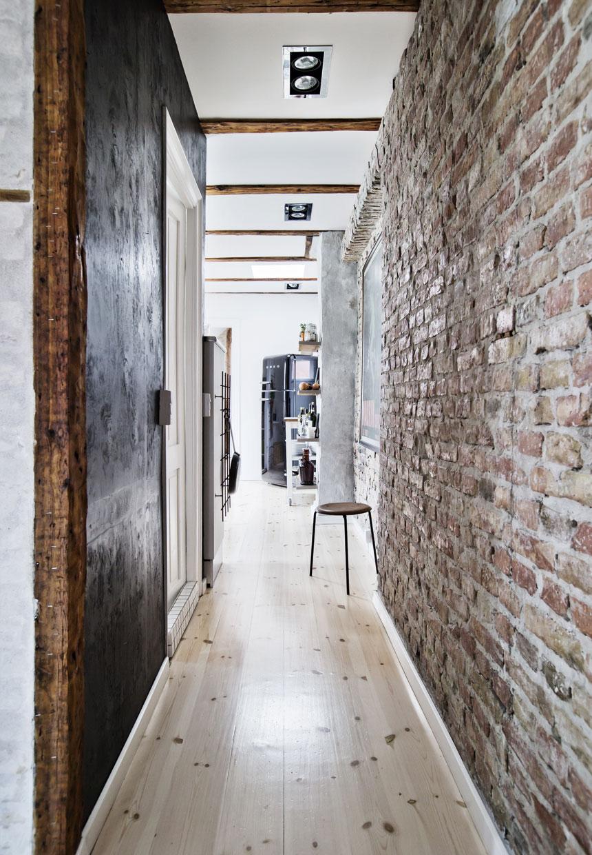 appartement sous les combles 6 | une hirondelle dans les tiroirs