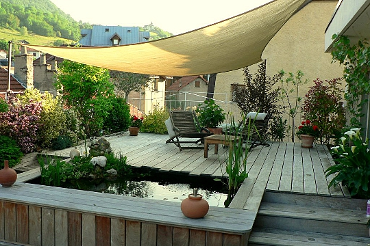 Amenager terrasse idees22 une hirondelle dans les tiroirs for Amenager un petit coin terrasse