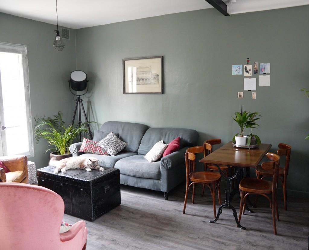chez caroline du blog atelier des tilleuls visite et. Black Bedroom Furniture Sets. Home Design Ideas