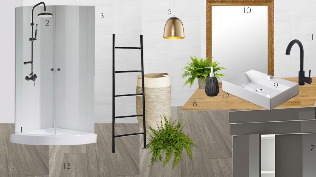 la r novation d 39 une petite salle de bain une hirondelle dans les tiroirs. Black Bedroom Furniture Sets. Home Design Ideas