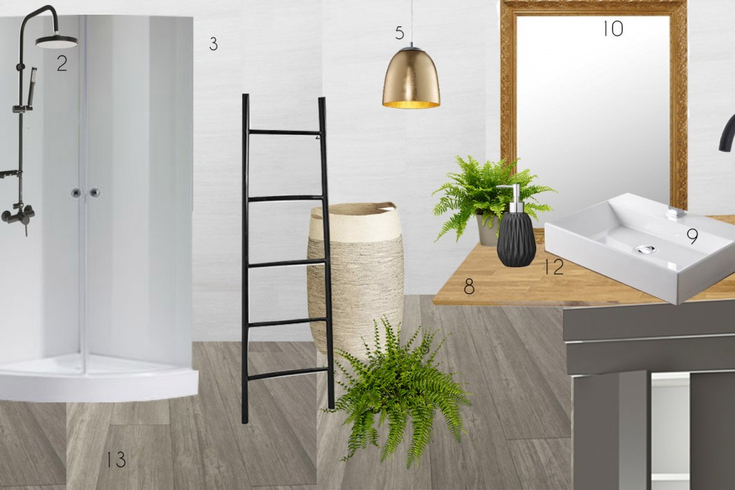 Renover petite salle de bain une hirondelle dans les tiroirs for Renover une salle de bain carrelee