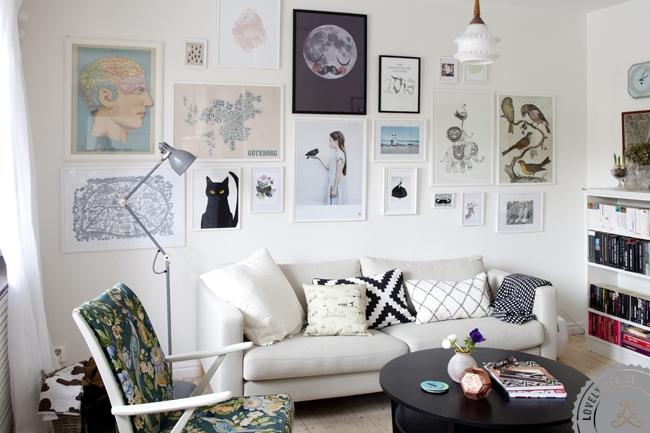 des affiches sur les murs 9 adresses pour en trouver. Black Bedroom Furniture Sets. Home Design Ideas