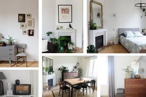 Chez Béatrice du blog «Madame Décore», visite et interview