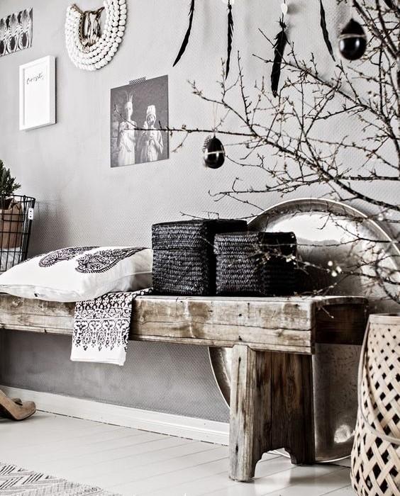 decoration ethnique chic 1 une hirondelle dans les tiroirs. Black Bedroom Furniture Sets. Home Design Ideas
