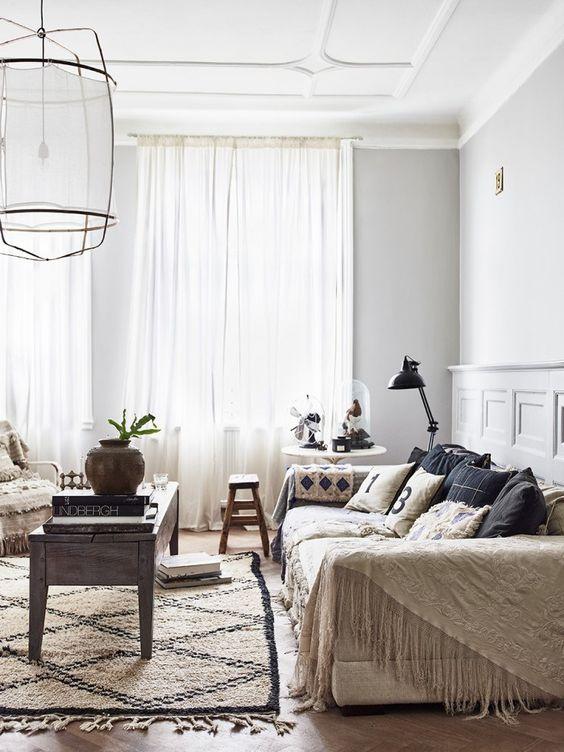 d coration ethnique chic comment la r ussir une hirondelle dans les tiroirs. Black Bedroom Furniture Sets. Home Design Ideas