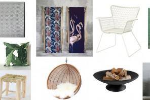 décorer sa terrasse : 12 idées shopping