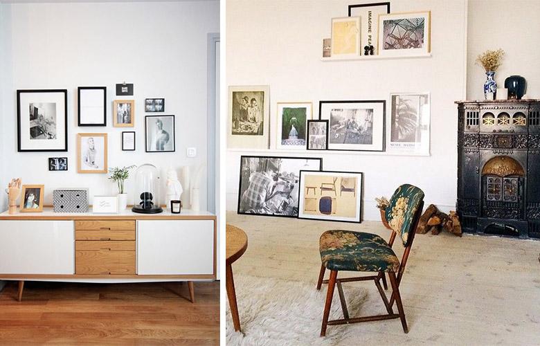10 id es originales pour d corer ses murs une hirondelle dans les tiroirs. Black Bedroom Furniture Sets. Home Design Ideas