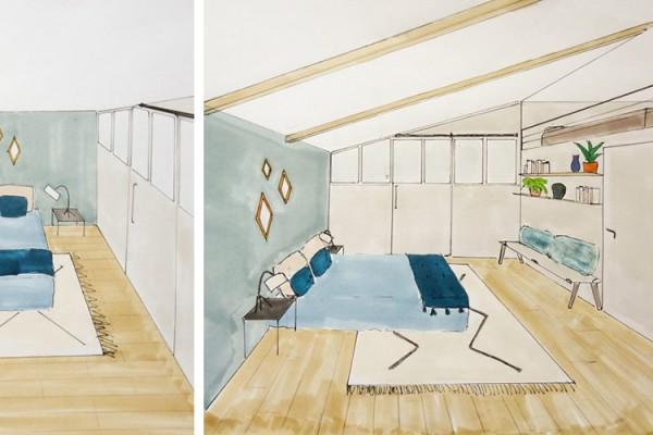 renovation maison d'hôtes