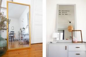 DIY : écrire sur un miroir