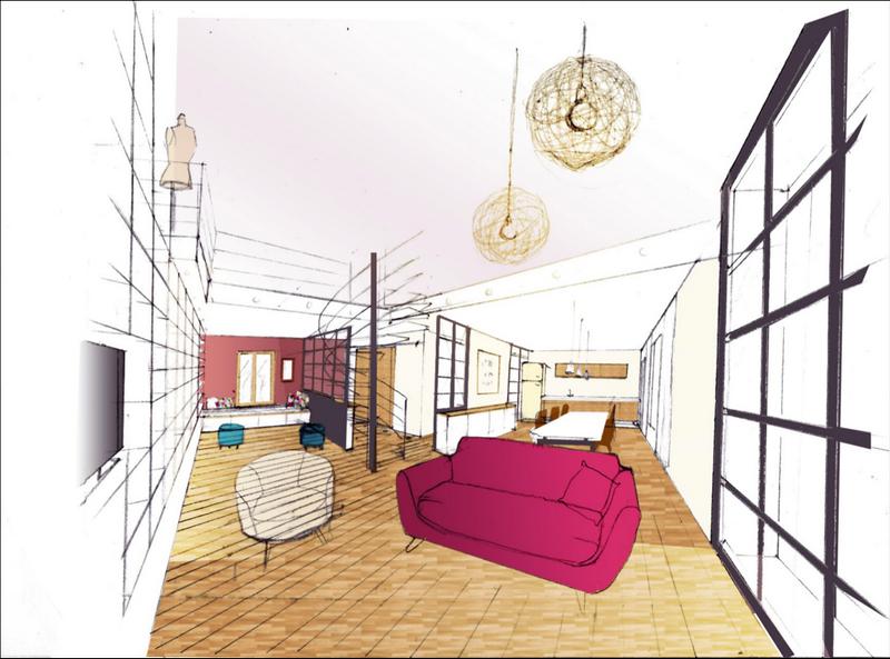 concours deco 14 une hirondelle dans les tiroirs. Black Bedroom Furniture Sets. Home Design Ideas