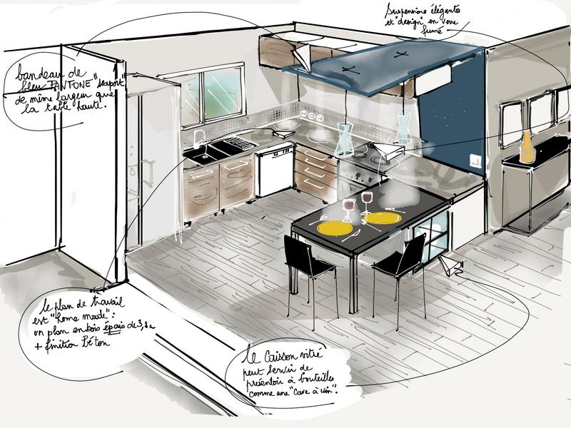 concours deco 15 une hirondelle dans les tiroirs. Black Bedroom Furniture Sets. Home Design Ideas