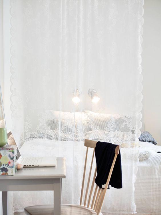 Astuce pour separer une chambre en 2 cloisons amovibles for Chambre sans fenetre astuce