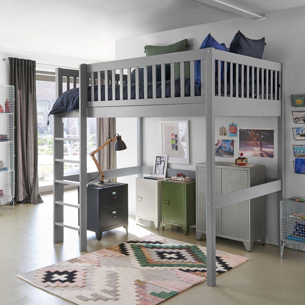 coin-chambre-dans-salon-idees-amenager- (2) | une hirondelle dans