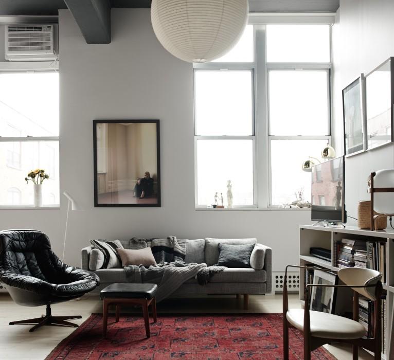 Loft new yorkais 1 une hirondelle dans les tiroirs - Loft new yorkais ...