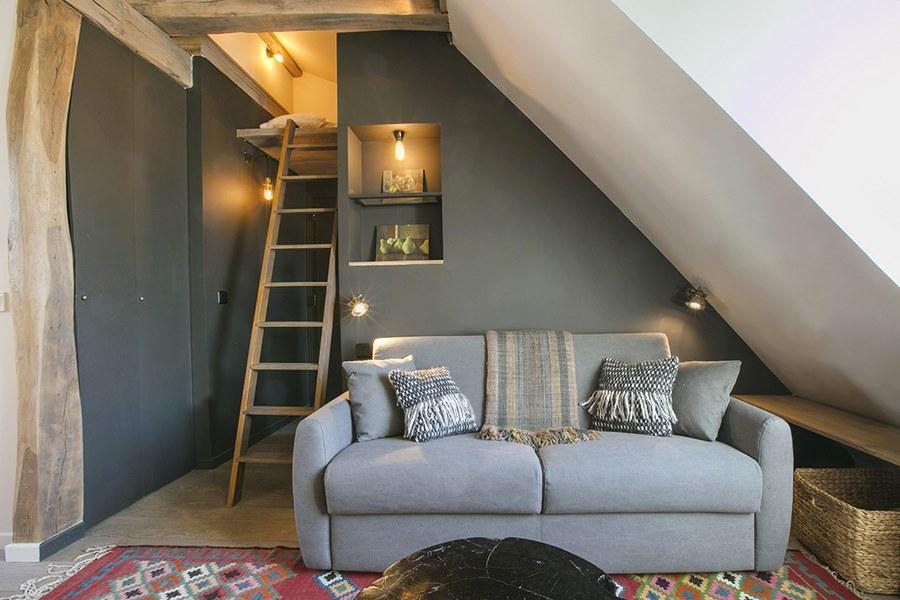 optimiser espace petit appartement 2 une hirondelle dans les tiroirs. Black Bedroom Furniture Sets. Home Design Ideas