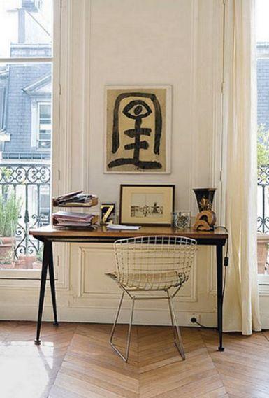 chaise bertoia 14