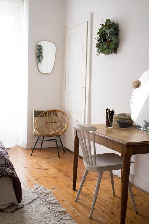 Appartement decoration vintage boheme 30 une hirondelle for Appartement deco diy
