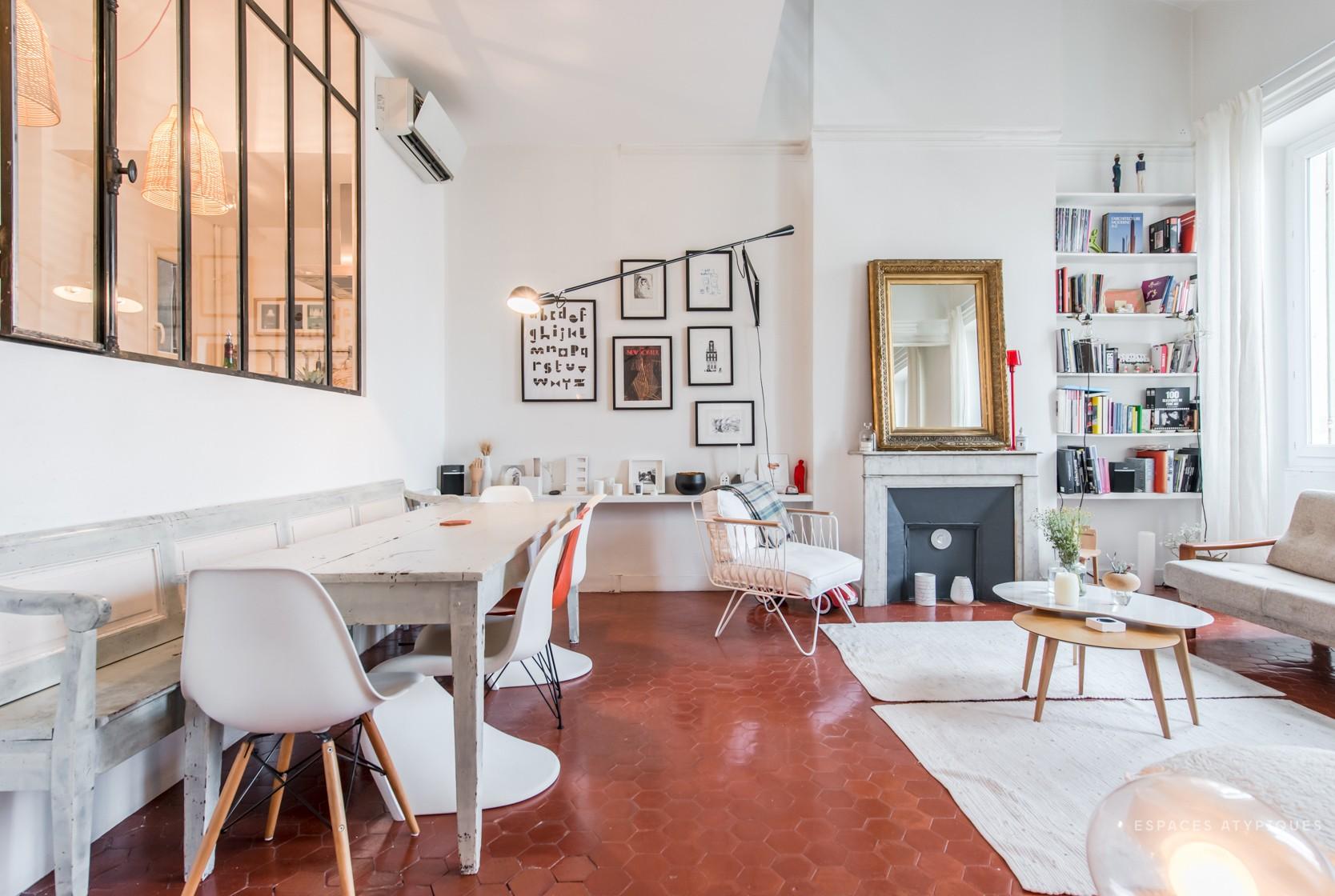 decoration duplex 2 une hirondelle dans les tiroirs. Black Bedroom Furniture Sets. Home Design Ideas