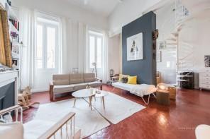 Un duplex Marseillais