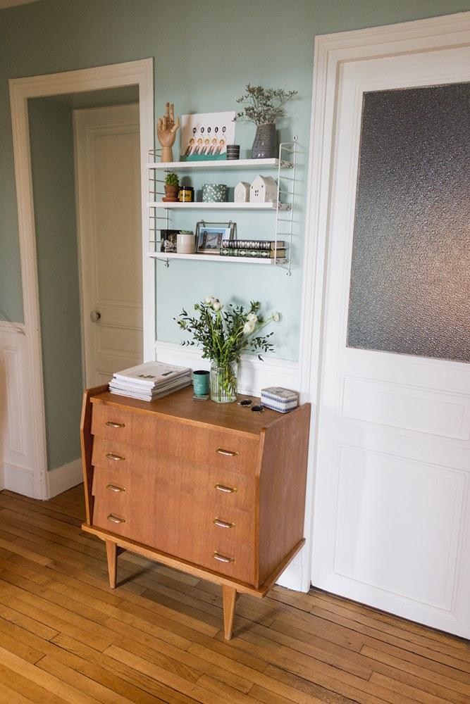 decoration vintage appartement 6 une hirondelle dans les tiroirs. Black Bedroom Furniture Sets. Home Design Ideas