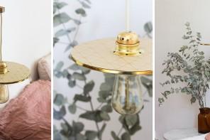 DIY : une lampe applique façon baladeuse