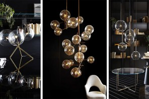 design : les lampes «bolle» de Gallotti et Radice