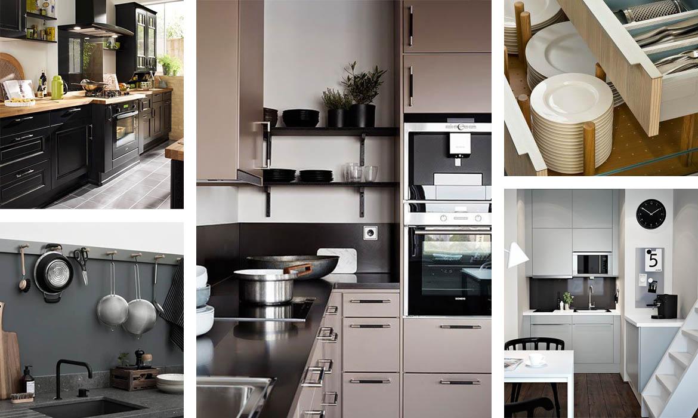 am nager des rangements dans sa cuisine une hirondelle dans les tiroirs. Black Bedroom Furniture Sets. Home Design Ideas