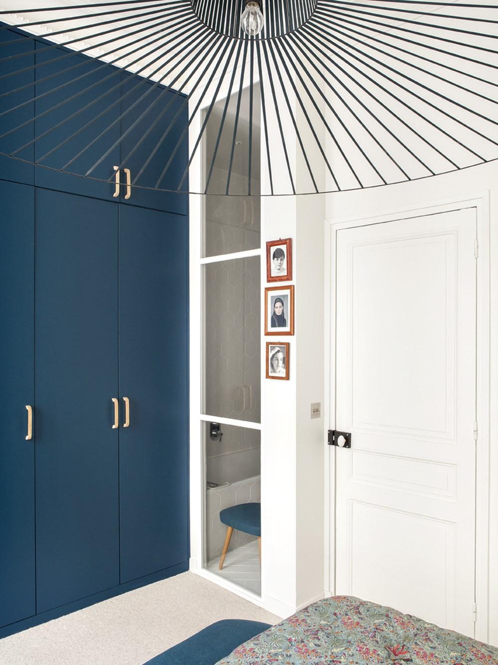 appartement tomettes 11 une hirondelle dans les tiroirs. Black Bedroom Furniture Sets. Home Design Ideas