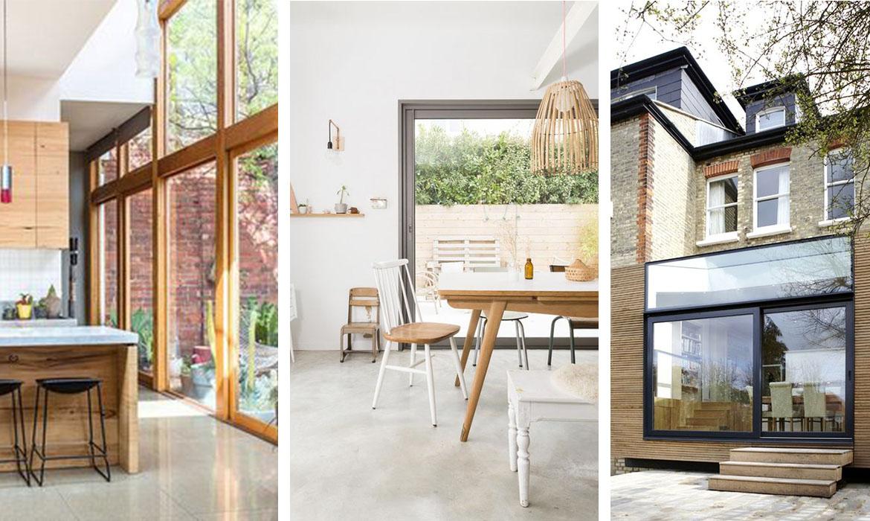 5 conseils pour une baie vitr e dans la maison une. Black Bedroom Furniture Sets. Home Design Ideas
