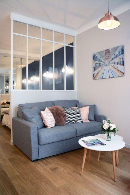 Deco petit salon 1 une hirondelle dans les tiroirs - Deco petit salon ...